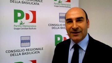 Consiglio regionale della Basilicata: il consigliere Roberto Cifarelli (capogruppo del Pd)