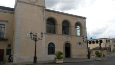 Il Municipio di Ferrandina (Matera) in Basilicata